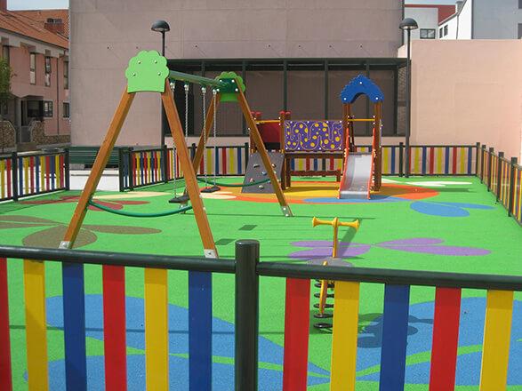 Parque Infantil Vidan