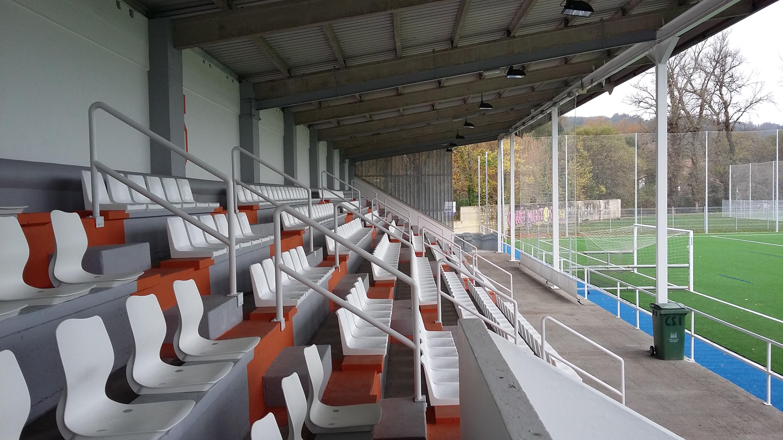 Mejora De Las Condiciones De Accesibilidad En El Campo De Fútbol De Santa Isabel