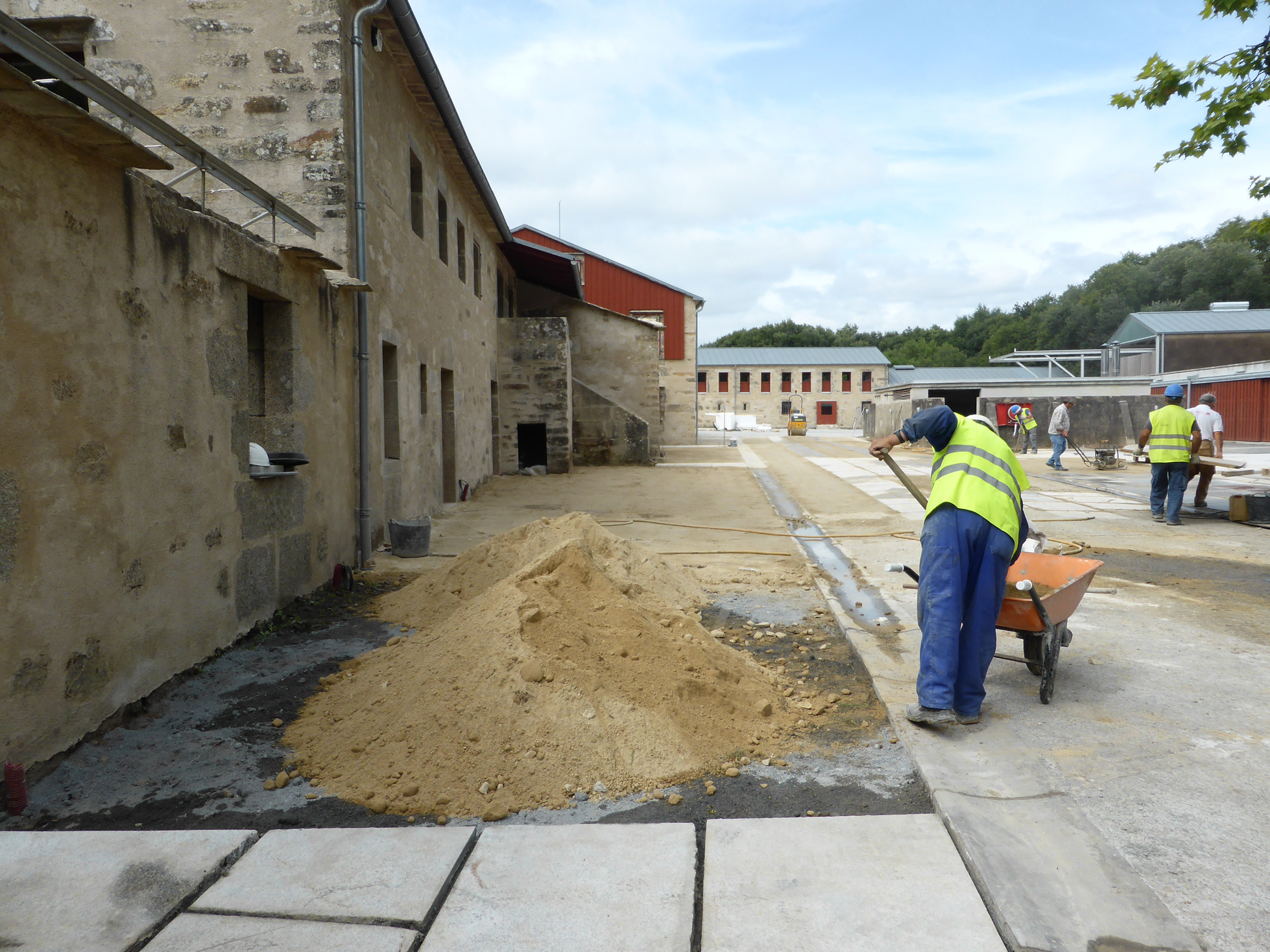 Urbanización Fundación Laboral De La Construcción